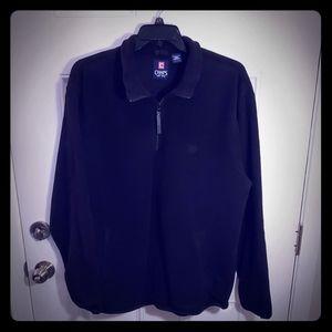 Chaps fleece pullover